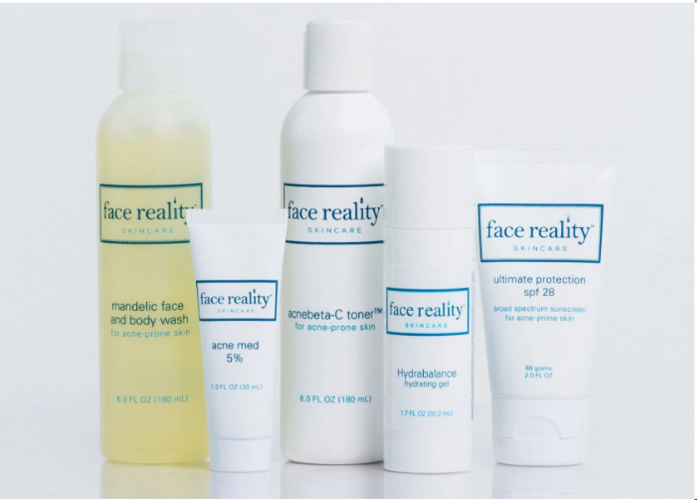 Facerealityskincare Products